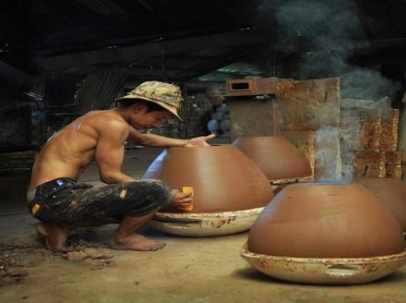 Người làm gốm - Tinh hoa làng gốm Bát Tràng