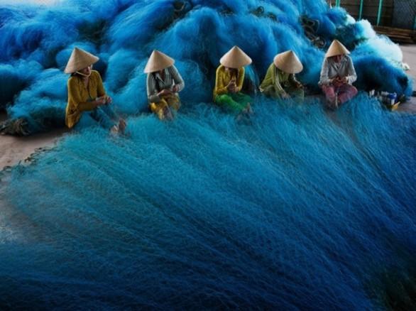 Dệt lưới đánh cá