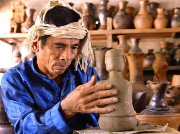 Làng nghề gốm Bàu Trúc