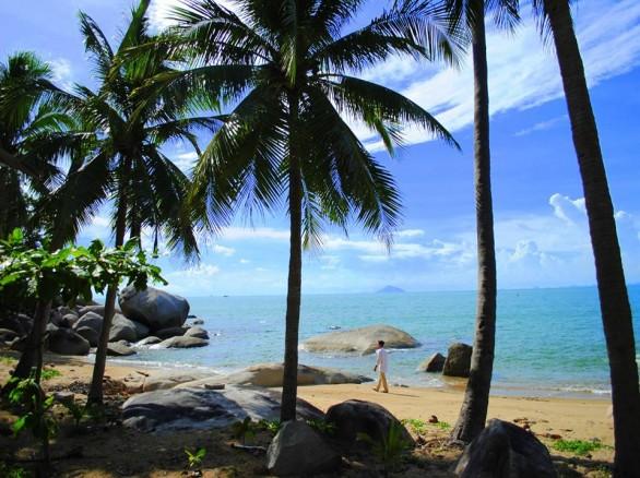 Đảo Nam Du - Hòn đảo thơ mộng ở Phía Nam