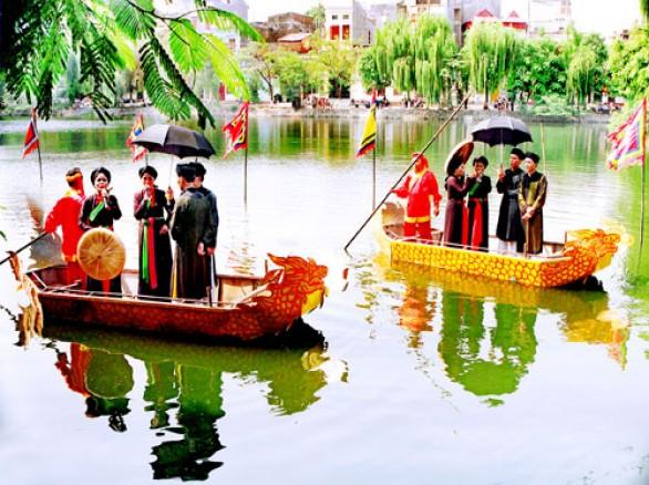 Say sưa với những làn điệu dân ca quan họ Bắc Ninh