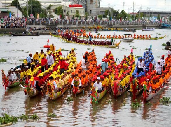 Lễ hội Chol Chnam Thmay