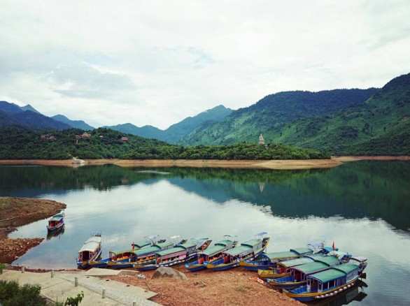 Hồ Truồi - Thừa Thiên Huế