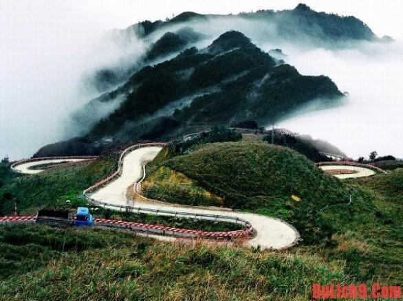 Cuối tuần du hí khu du lịch Hồ Quan Sơn