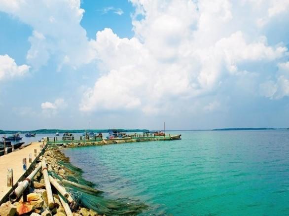 Đảo Thạnh An - Cần Giờ