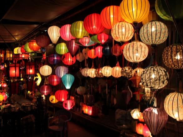 Đèn lồng - Nét đẹp văn hóa của Hội An