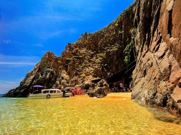Đảo Kỳ Co – Thiên đường của sự nguyên sơ