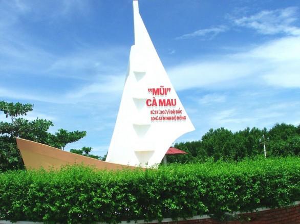 Mũi Cà Mau- Nơi mà ai cũng muốn đến một lần