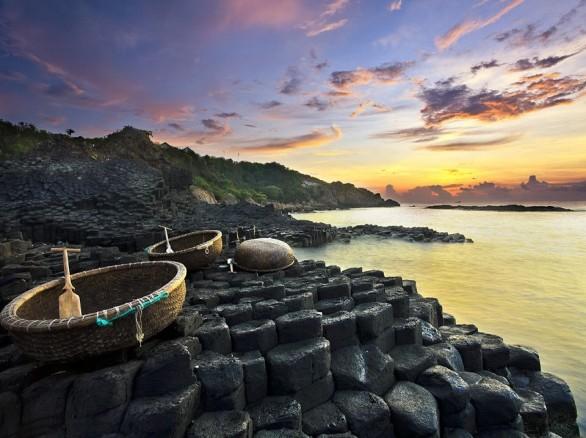 Ghềnh đá đĩa Phú Yên: Dấu chân thiên đường