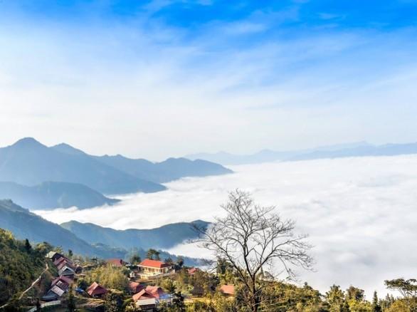 Săn mây ở Cao nguyên Sìn Hồ