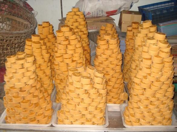 Nhọc nhằn nghề nấu đường thốt nốt
