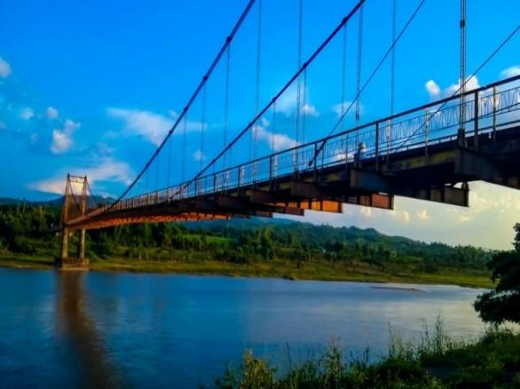 Cầu treo Kon Klor - Điểm du lịch lý thú khi đến Kon Tum