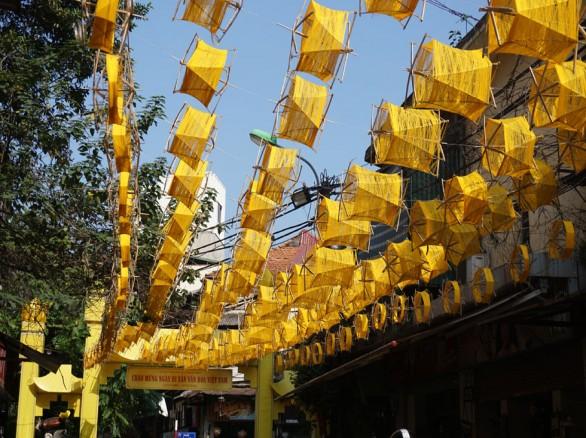 Guồng quay tơ - Kỷ niệm Ngày Di sản Văn hóa Việt Nam