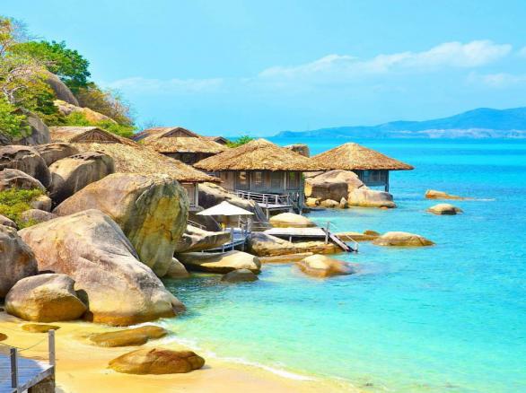 Khu nghỉ mát Ninh Vân