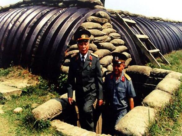 Hầm Đờ Cát - Di tích lịch sử ở Điện Biên