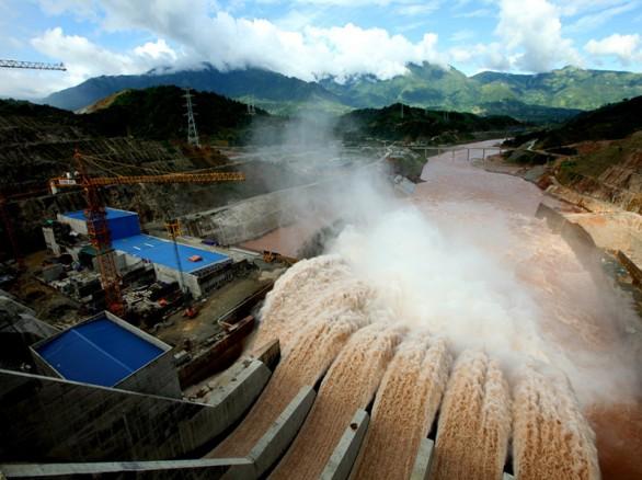 Công trình thủy điện Lai Châu