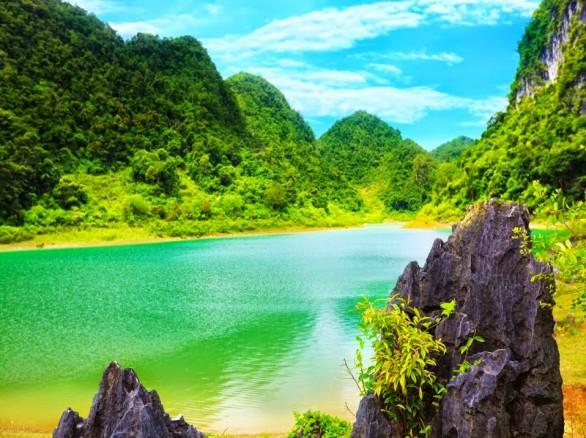 Hồ Thang Hen - Truyền thuyết giờ mới kể