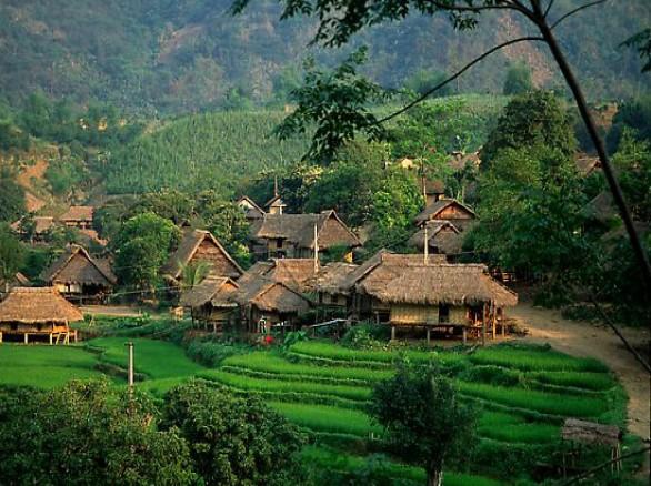 Mai Châu - Điểm du lịch lý tưởng