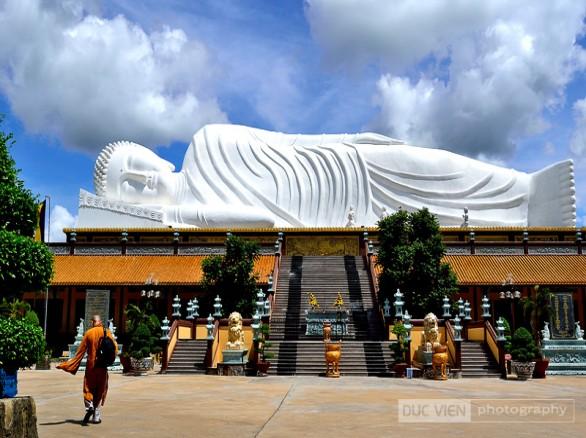 Ngôi chùa Hội Khánh