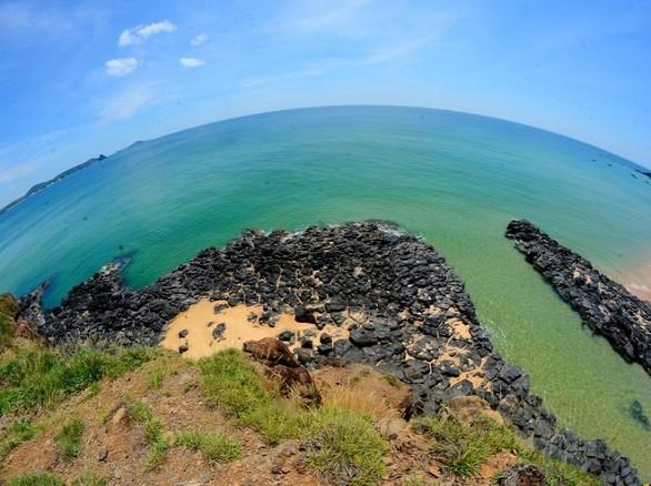 Đẹp hoang dã Bãi Xép Phú Yên