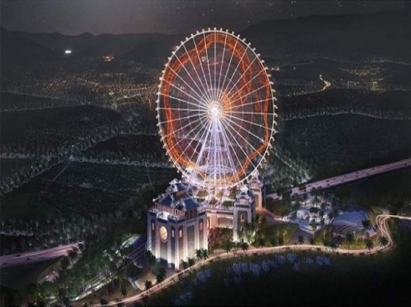 Du lịch Đà Nẵng: Vòng quay mặt trời Sun Wheel