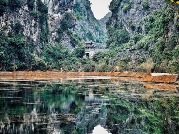 Đẹp như thiên đường - Động chùa Am Tiên