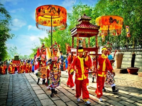 Lễ hội Đền Hùng-Phú Thọ