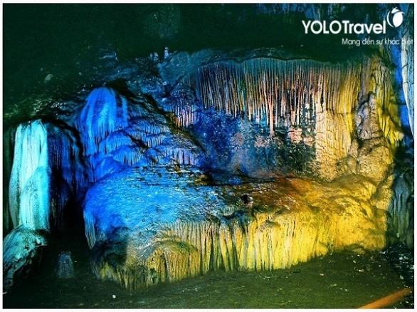 Độc đáo hang Lạng Phú Thọ
