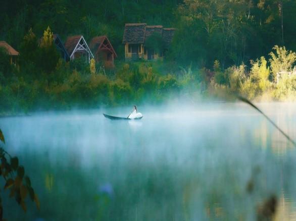 Thả hồn vào thiên nhiên ở làng Cù Lần