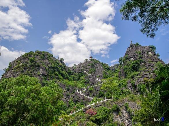 Hang Múa - Nơi ngắm mùa lúa chín ở Tam Cốc