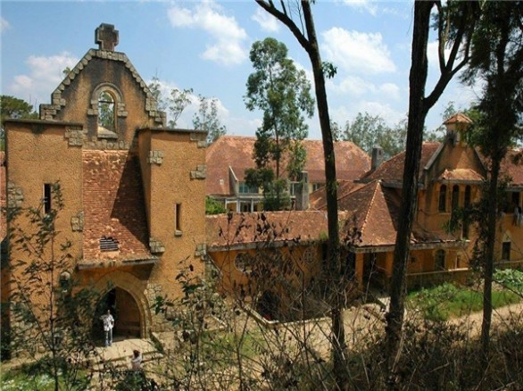 Ngỡ lạc vào thời trung cổ nhờ Nhà nguyện dòng Franciscaines