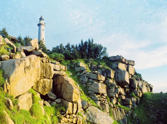 Hải Đăng Đại Lãnh - Nơi đón ánh bình minh đầu tiên của tổ quốc