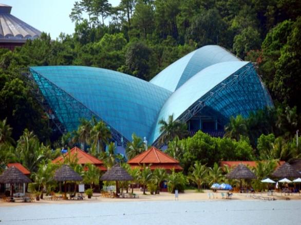 Nghỉ dưỡng lý tưởng ở đảo Tuần Châu