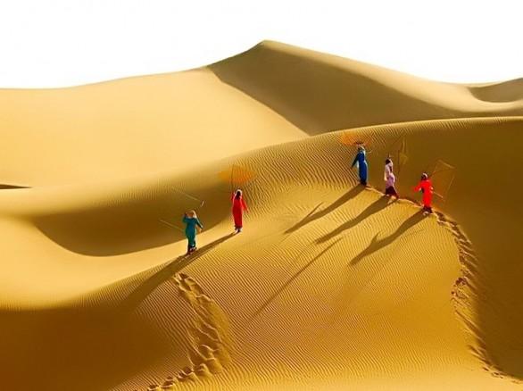Đồi cát Phương Mai - Bình Định