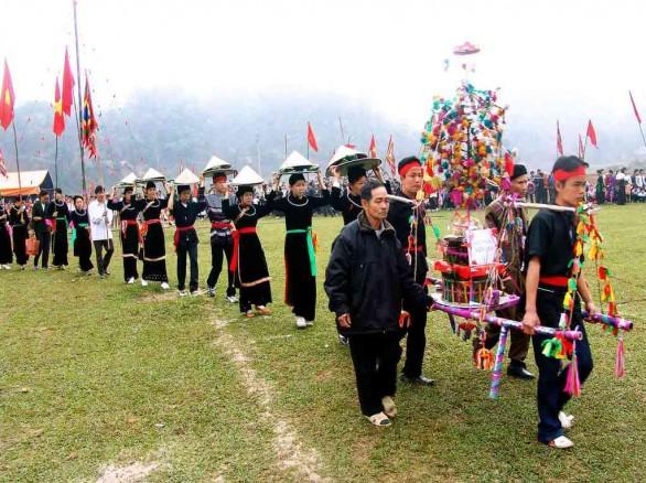 Lễ hội Lồng Tồng ở Hà Giang