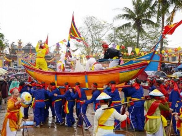 Lễ hội cầu ngư Thuận An