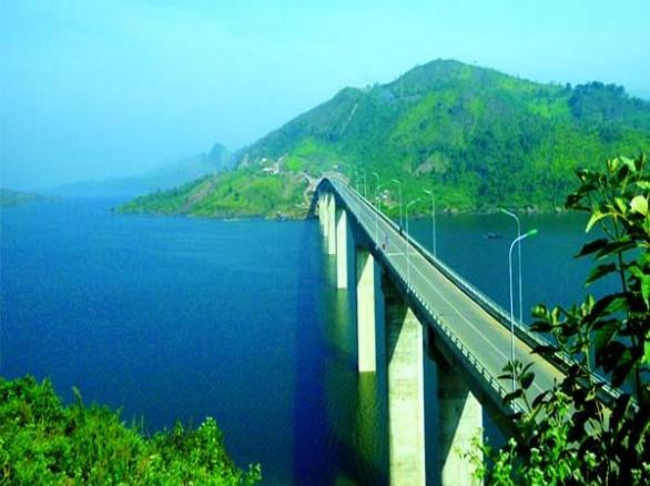 Pá Uôn - Cây cầu có trụ cao nhất Việt Nam