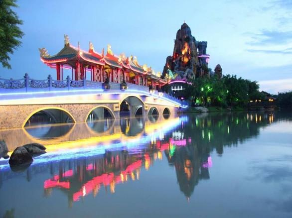 Khám phá ốc đảo xanh Long Điền Sơn