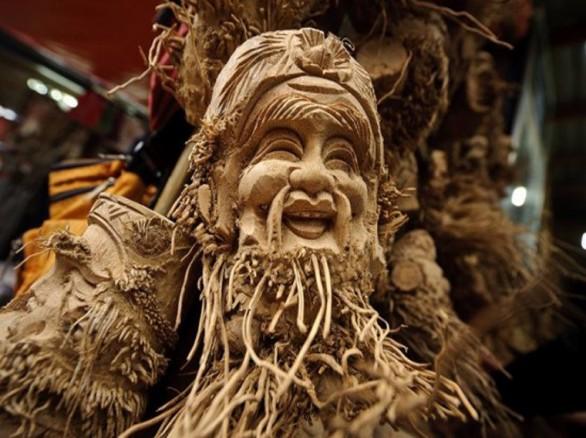 Nghệ thuật điêu khắc trên tre ở Việt Nam