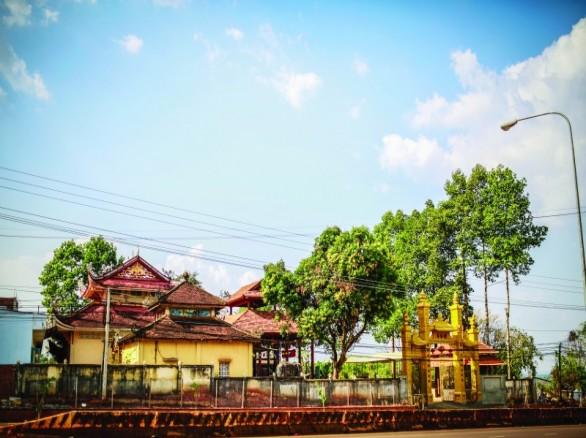 Miếu Bà Rá - cái nôi tín ngưỡng thờ mẫu ở Bình Phước