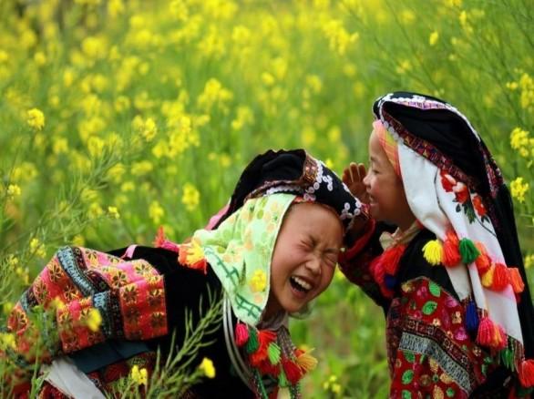 Nụ cười nơi vùng cao - Bản Cát Cát