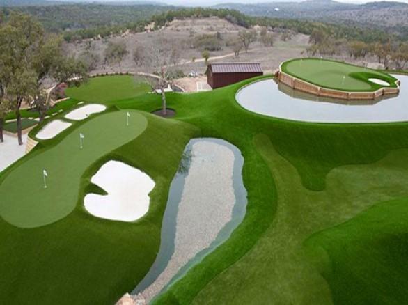 Sân golf nổi tiếng Đồng Mô
