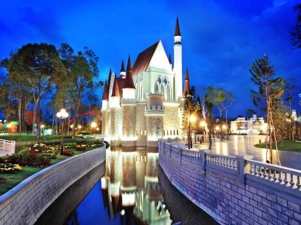 Giải trí, tham quan Khu nghỉ dưỡng Vinpearl Phú Quốc