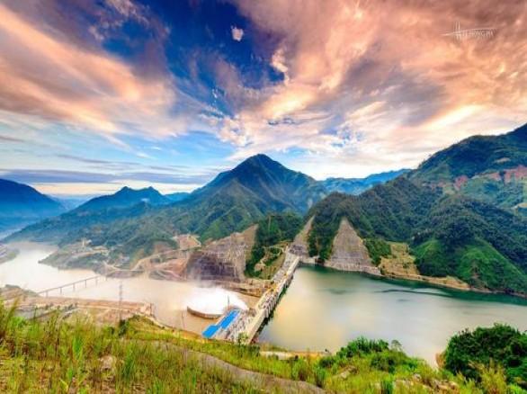 Ghé thăm thủy điện Lai Châu