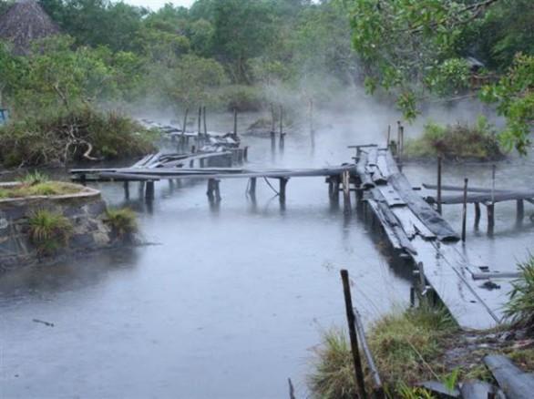Khu du lịch suối khoáng Kim Bôi - Hòa Bình