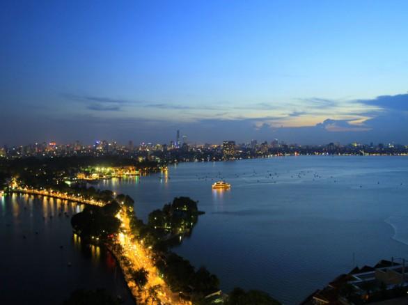 Du lịch Hà Nội nhớ ghé Hồ Tây