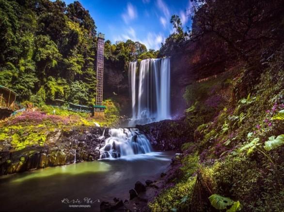 Đambri - Lượn ngắm thác nước cao nhất tỉnh Lâm Đồng