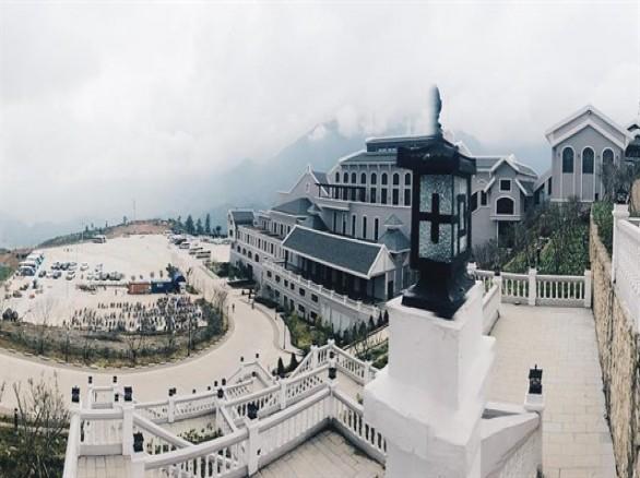 Fansipan Legend - Thành phố trên mây