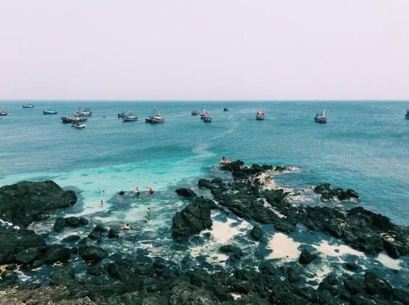 Đảo Bé - nhỏ xíu nhưng ai cũng muốn đi