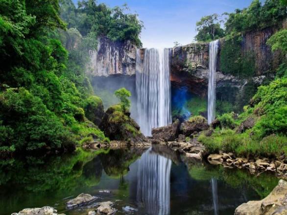 Lung linh khu bảo tồn Kon Chư Răng